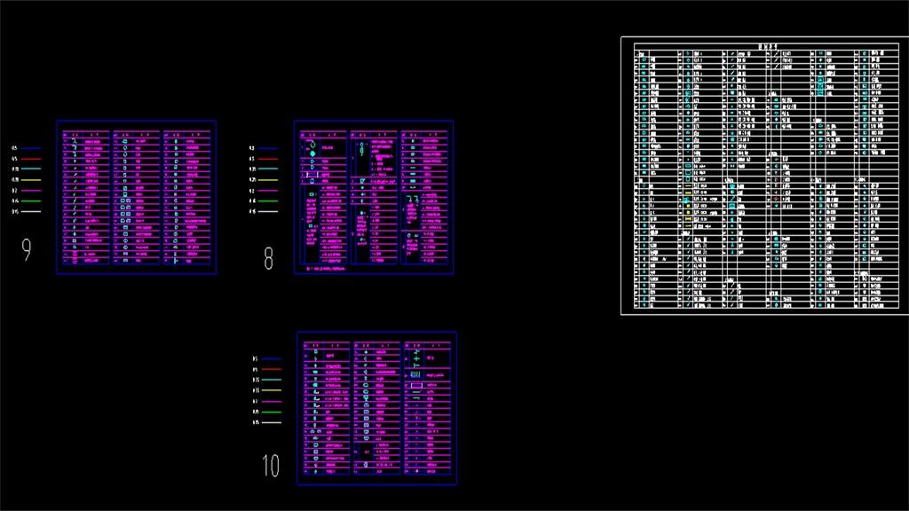 建筑电气图例符号大全_建筑电气施工图图例