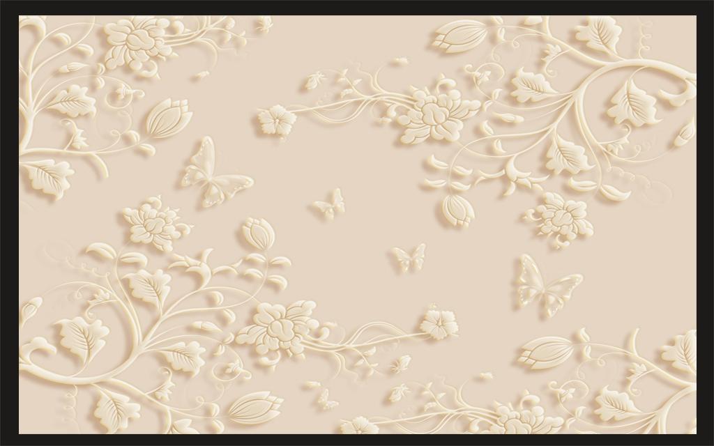 2017新款立体欧式牡丹花图片