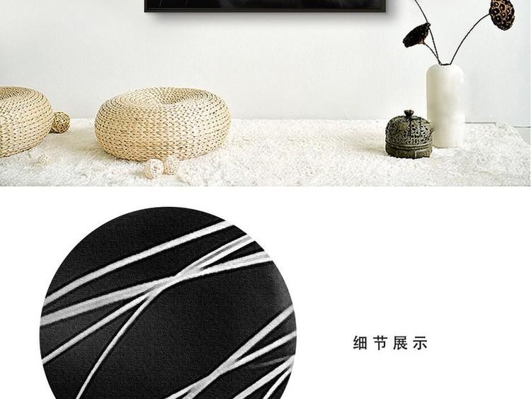霸气老虎动物时尚黑白无框画图片设计素材 高清模板下载 26.36MB 动