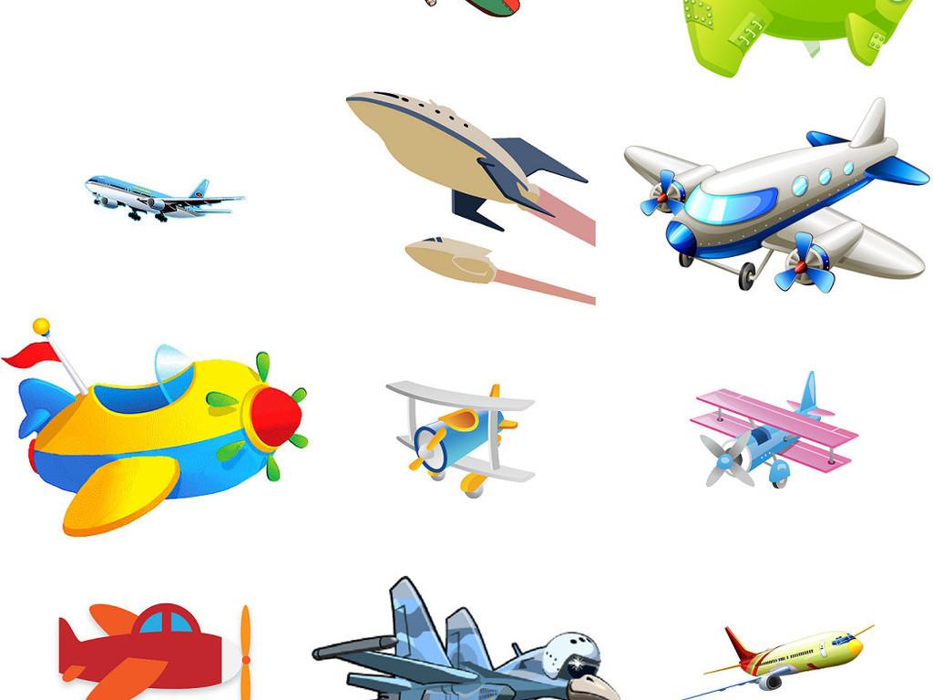 系列设计系列纸飞机卡通飞机飞机蓝天飞机图片飞机云