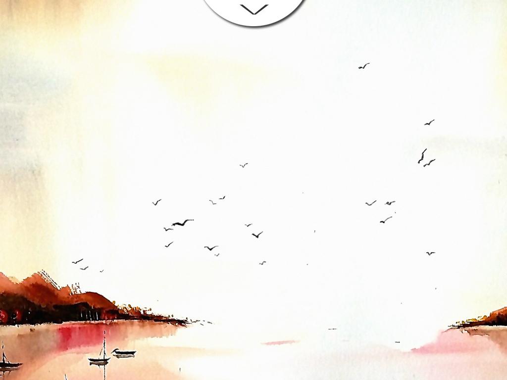 背景墙|装饰画 无框画 风景无框画 > 434唯美装饰画下载风景意境山水图片