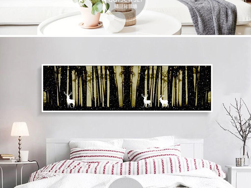 我图网提供精品流行北欧唯美意境森林麋鹿床头装饰画无框画素材下载,作品模板源文件可以编辑替换,设计作品简介: 北欧唯美意境森林麋鹿床头装饰画无框画 位图, RGB格式高清大图,使用软件为 Photoshop CS6(.tif不分层) 北欧床头画