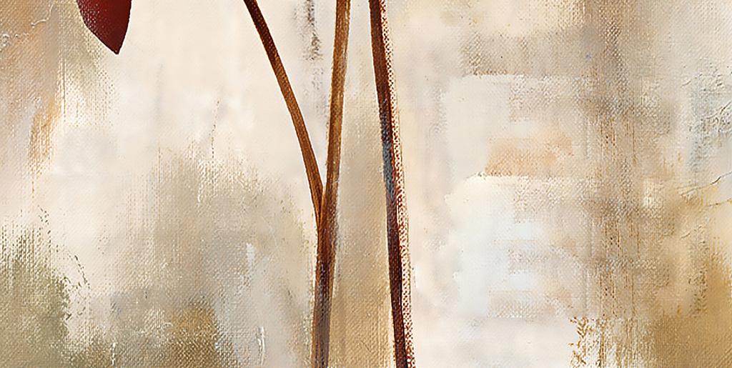 壁画手绘                                  树叶树干
