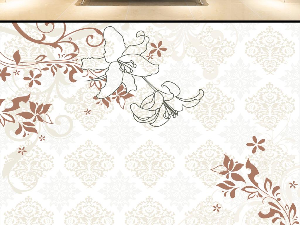 欧式角花欧式花框欧式花藤欧式花角欧式拼花欧式小碎花欧式花格欧式花图片