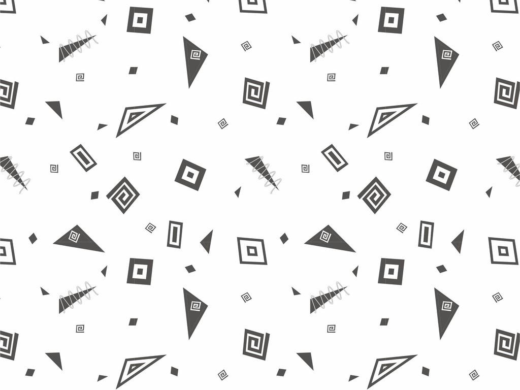 几何图形无规则图形包装设计背景墙底纹素材