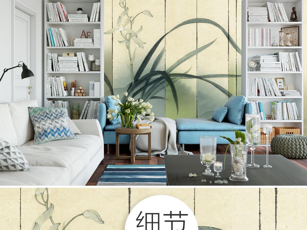 中式菜单设计手绘分享展示
