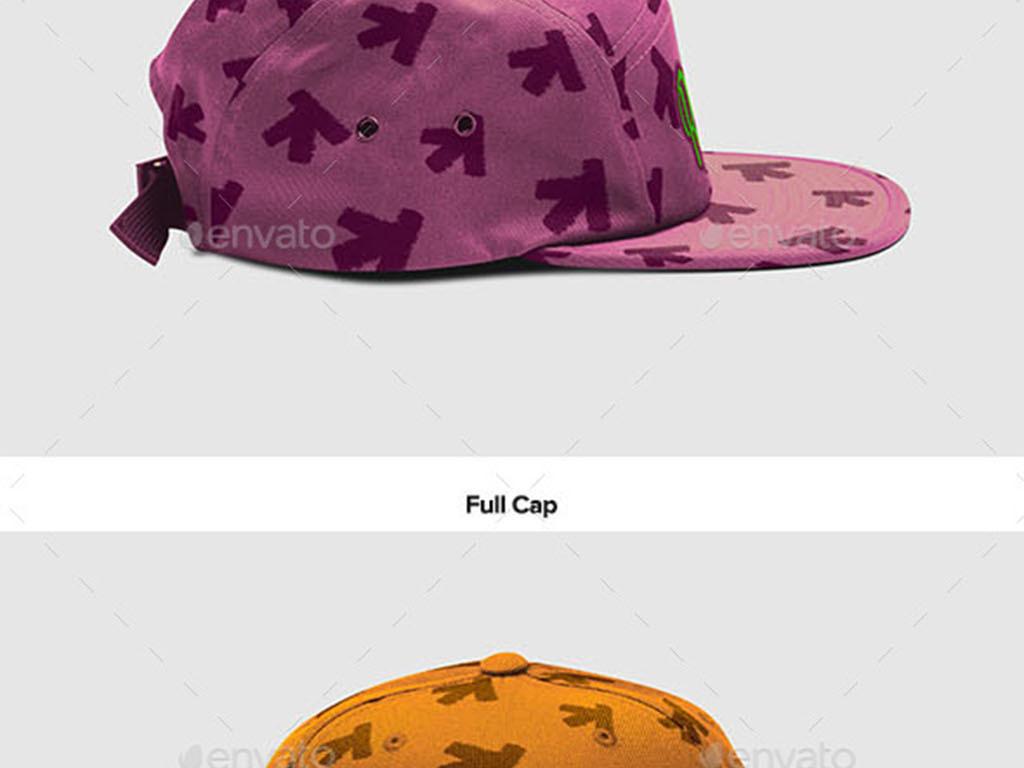 卡通帽子戴帽子美女圣诞帽子戴帽子的小孩帽子模板