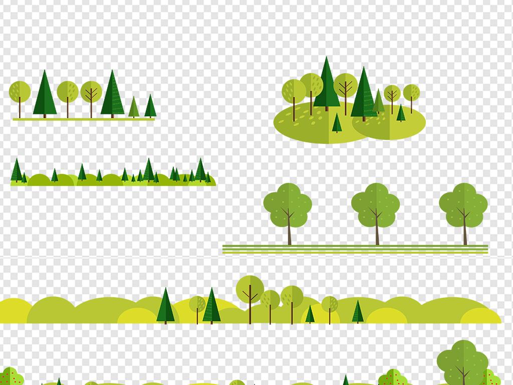 我图网提供精品流行绿色环保树木草坪叶子植树节素材下载,作品模板源文件可以编辑替换,设计作品简介: 绿色环保树木草坪叶子植树节素材 位图, RGB格式高清大图,使用软件为 Photoshop CS6(.png) 春天卡通花草树木图片背景 手绘森林树木剪影