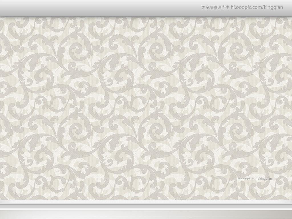 古典花纹欧式墙纸(图片编号:16141891)