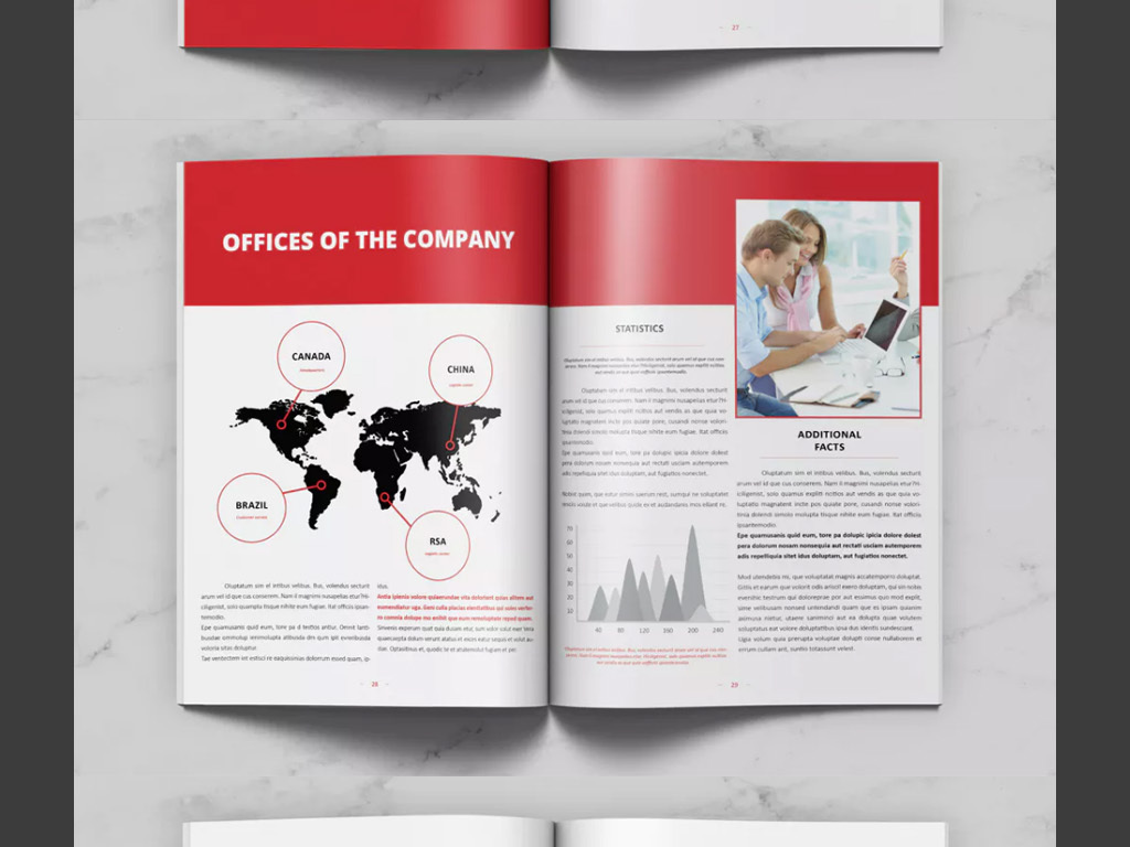 doc)宣传册广告画册画册设计企业画册企业宣传册封面招商公司宣传册