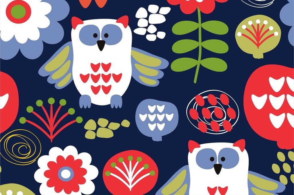 我图网提供精品流行卡通图案卡通动物鸟植物花卉图案背景墙素材下载,作品模板源文件可以编辑替换,设计作品简介: 卡通图案卡通动物鸟植物花卉图案背景墙 矢量图, RGB格式高清大图,使用软件为 Illustrator CS3(.ai) 儿童装饰画 陈列画素材 可爱卡通印花图案 童装面料印花图案 口水夹