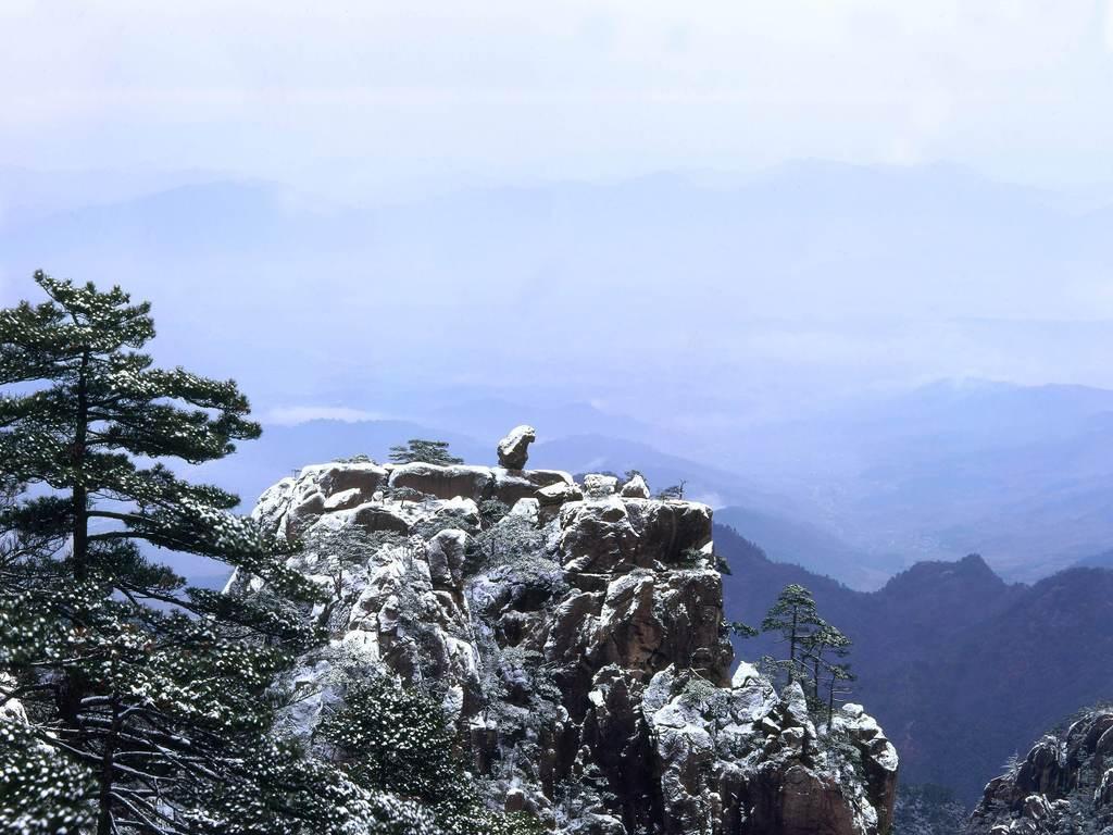 祖国有哪些名山大川_中国名山大川山峰大山自然风景名胜