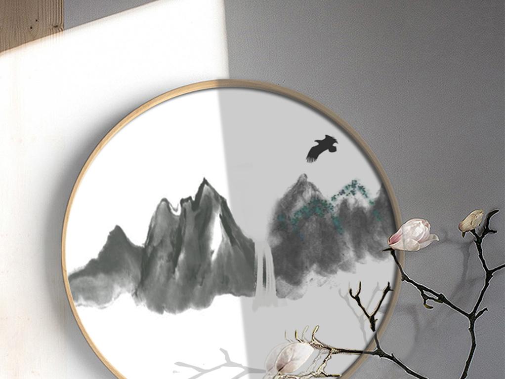 qq头像圆形的头像风景