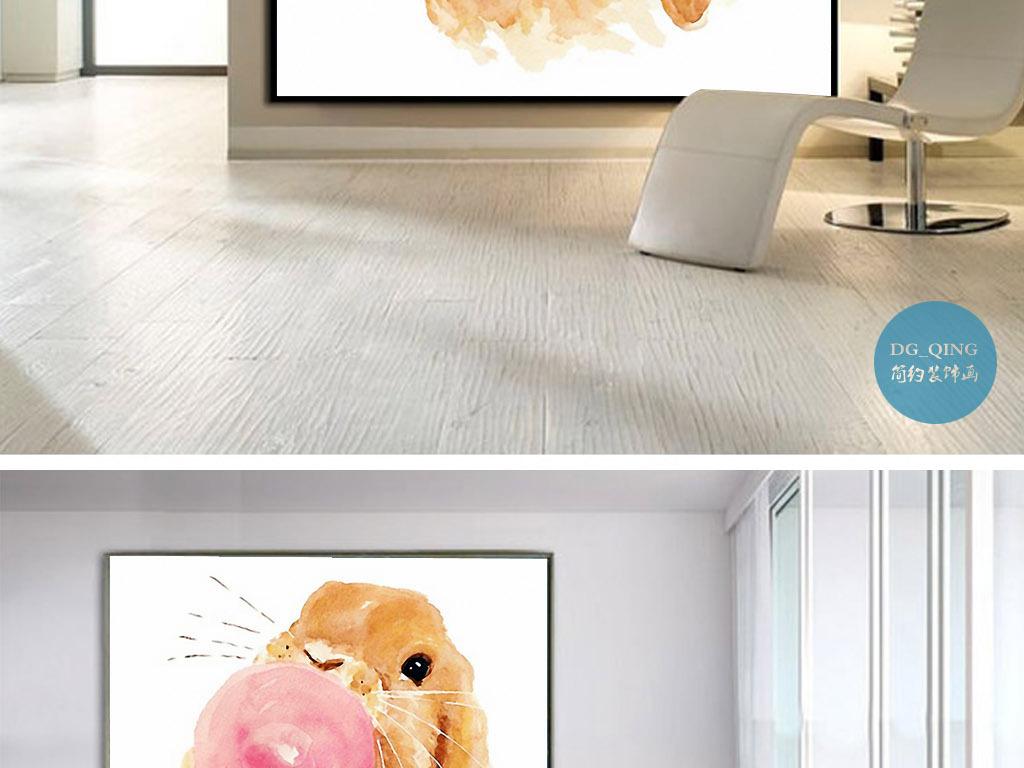 我图网提供精品流行兔子吹泡泡北欧小清新手绘欧式动物装饰画素材下载,作品模板源文件可以编辑替换,设计作品简介: 兔子吹泡泡北欧小清新手绘欧式动物装饰画 位图, RGB格式高清大图,使用软件为 Photoshop CS5(.tif不分层) 兔子 欧式 北欧 欧美 美式 法式