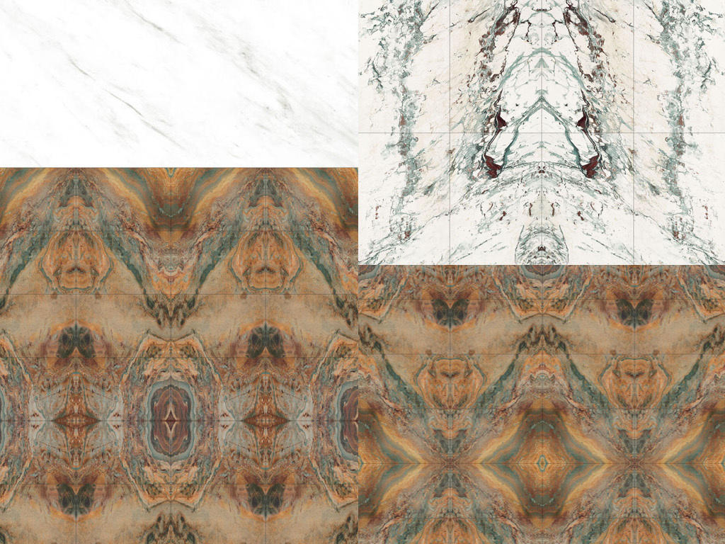 高清分层欧式花纹酒店地砖拼花效果图图片下载素材 其他