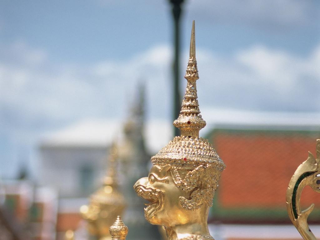泰国建筑名胜古迹旅游遗址世界风景
