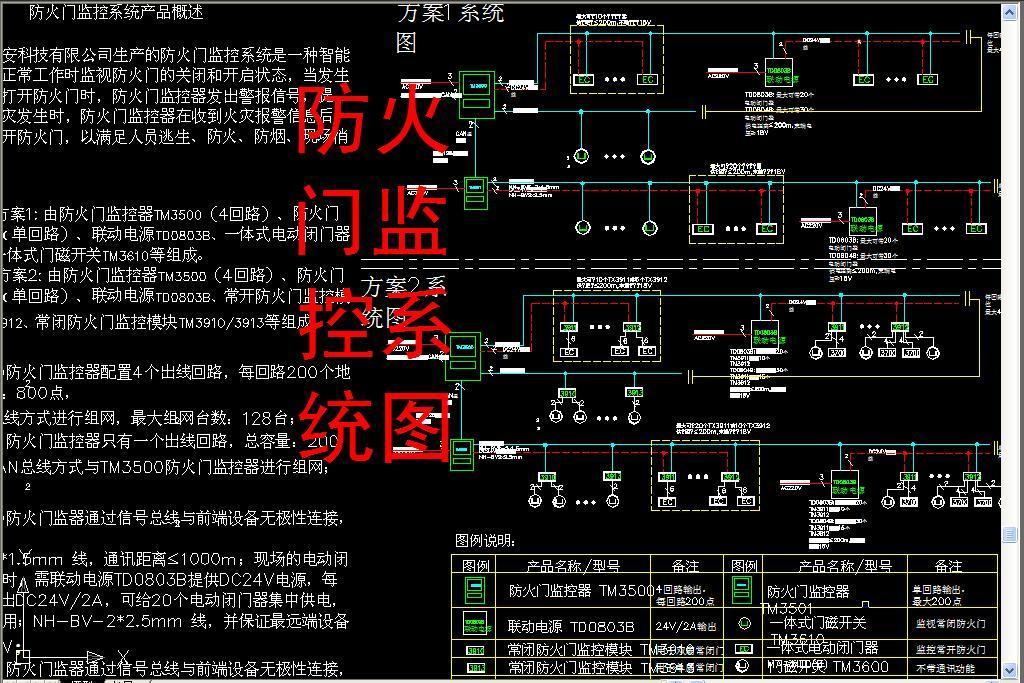 标准电气消防弱电cad(图片编号:16152203)_cad图纸_我
