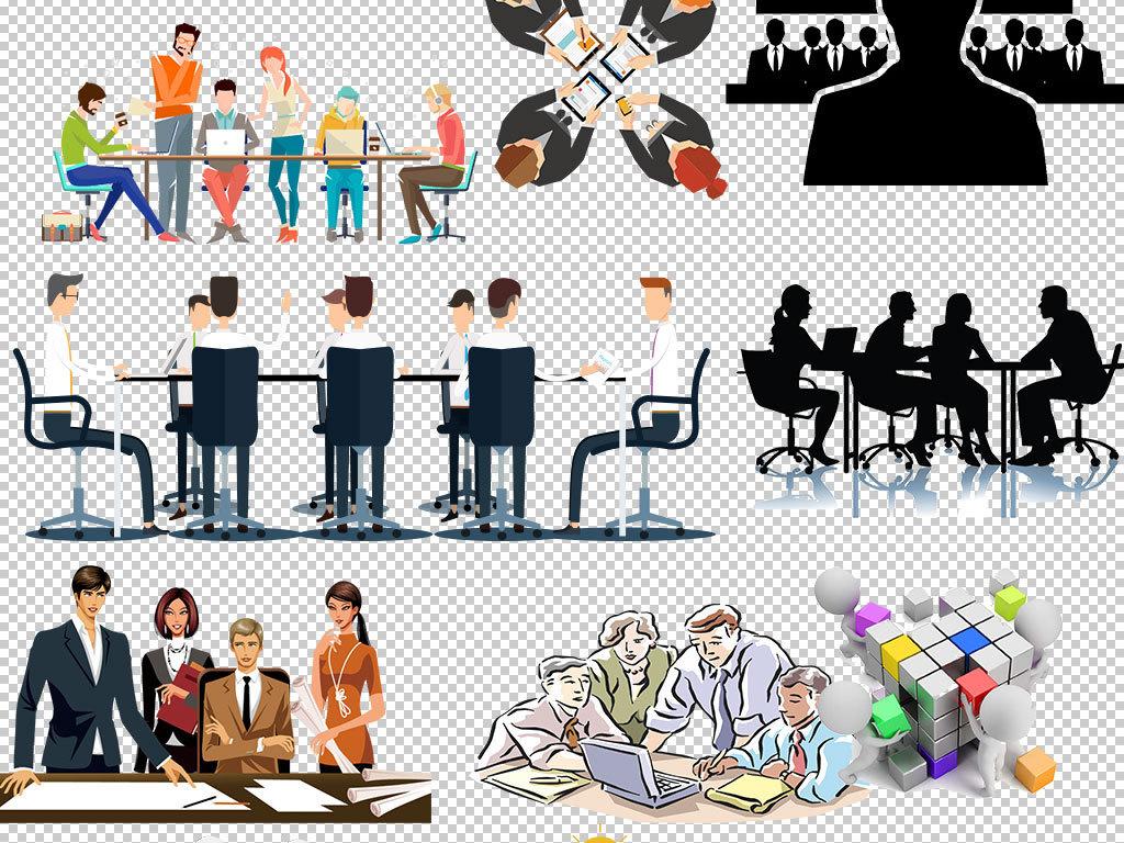 类3d小人ppt素材下载,作品模板源文件可以编辑替换