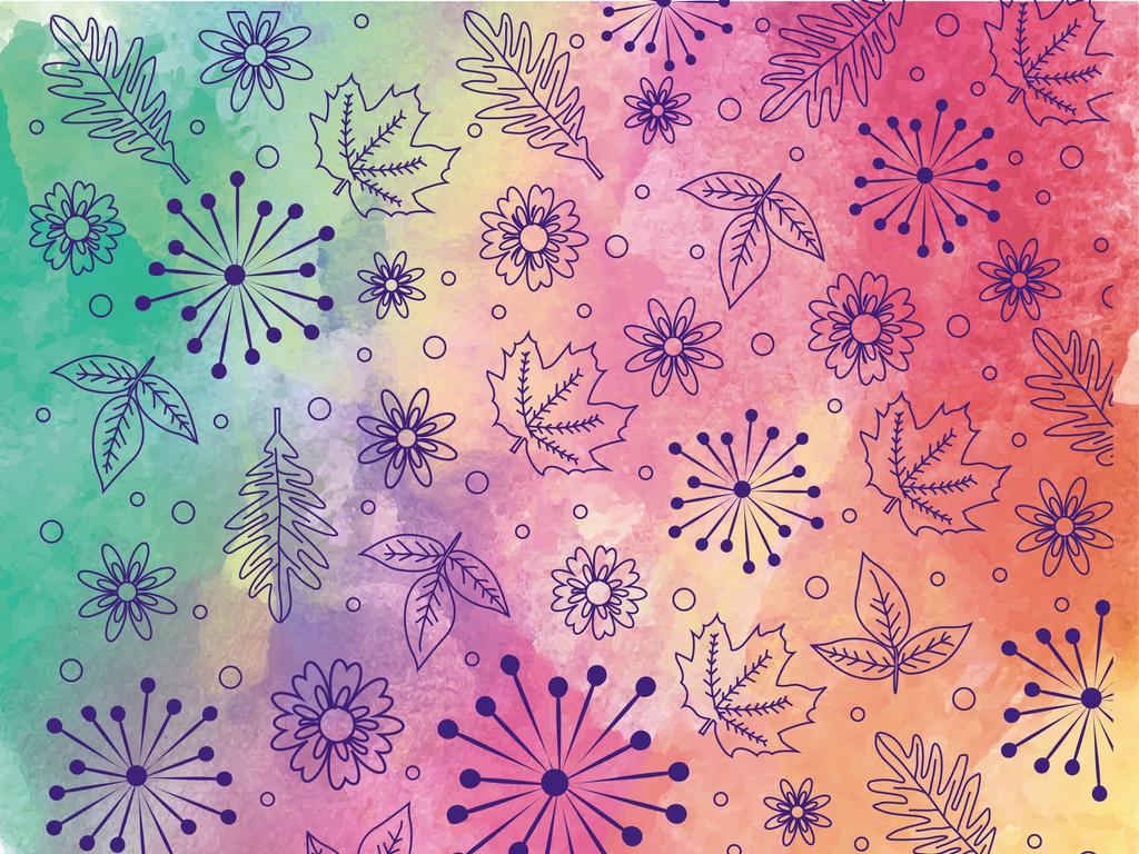 欧式矢量花纹(图片编号:16153033)