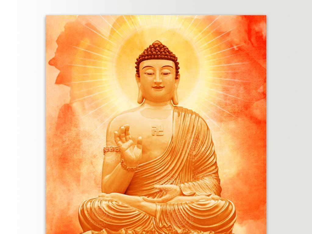 位图, rgb格式高清大图,使用软件为佛教如来佛祖画像人物宗教文化寺庙