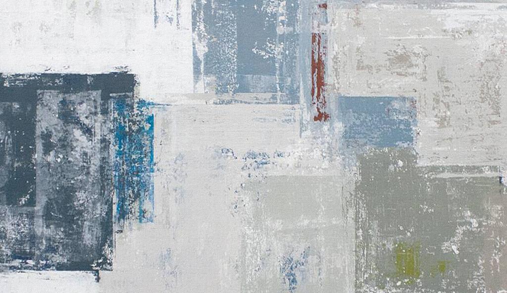 背景墙画北欧现代简约电表箱装饰画现代风景画卧室床头画多彩美式图片