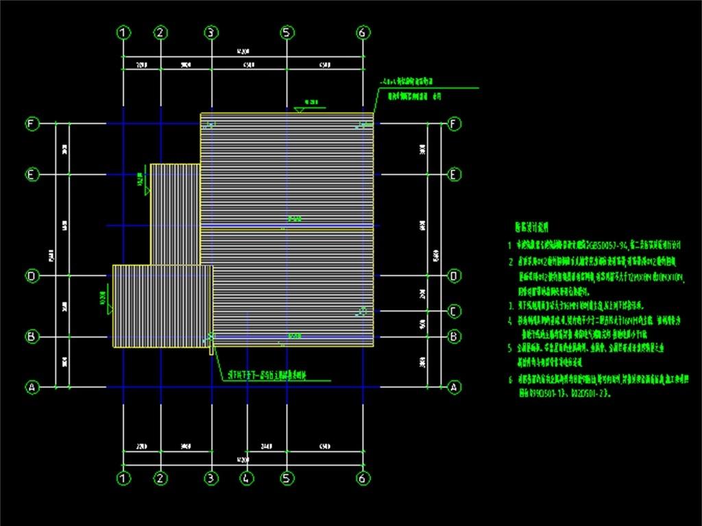 dwg)某幼儿园强电施工图幼儿园强电施工图电气系统图电路图照明系统图
