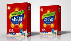 益生菌婴幼儿保健品包装设计