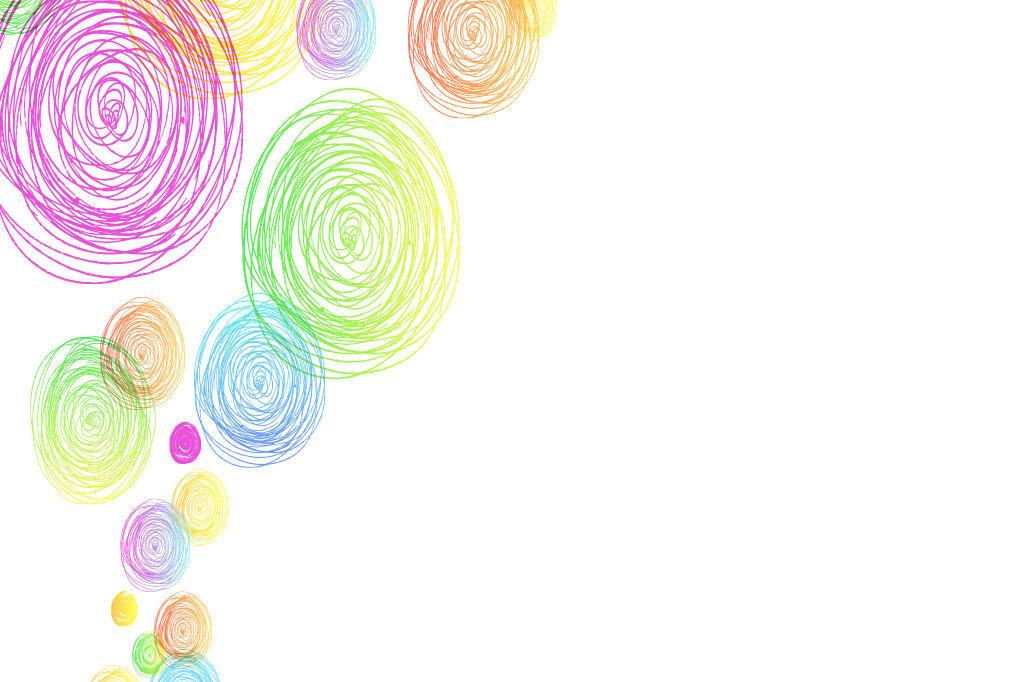 手绘彩色线圈信纸背景图片素材参数 编号 : 16171589 软件 : word