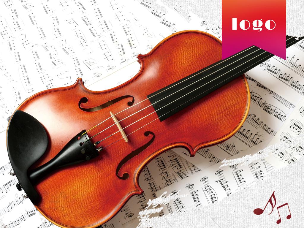 平面|广告设计 海报设计 其他海报设计 > 小提琴招生培训海报  版权