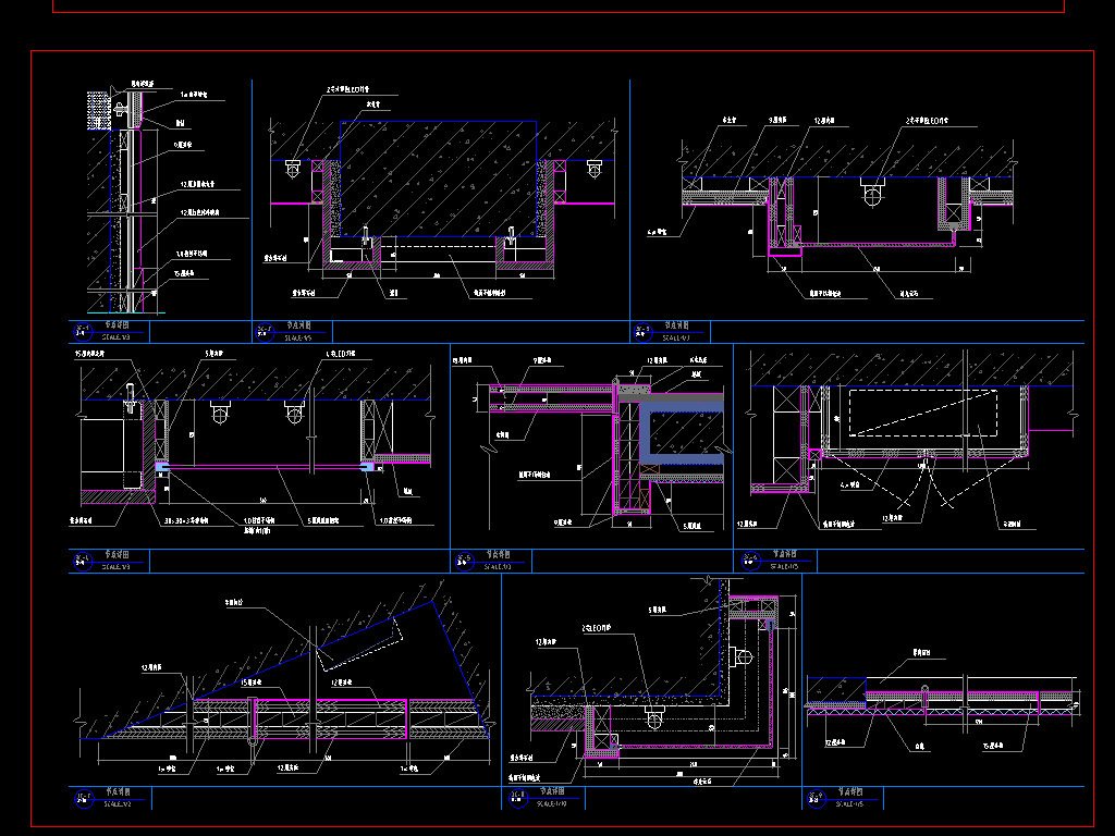 酒吧cad施工设计图平面图下载(图片22.15mb)_其他大全