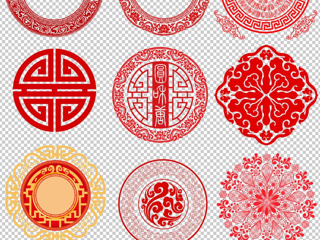 花藤喜庆新年欧式中国风