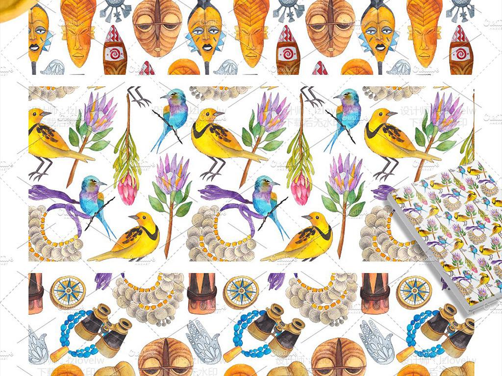装饰画动物水彩水彩水墨长颈鹿图片卡通长颈鹿长颈鹿卡通可爱长颈鹿动
