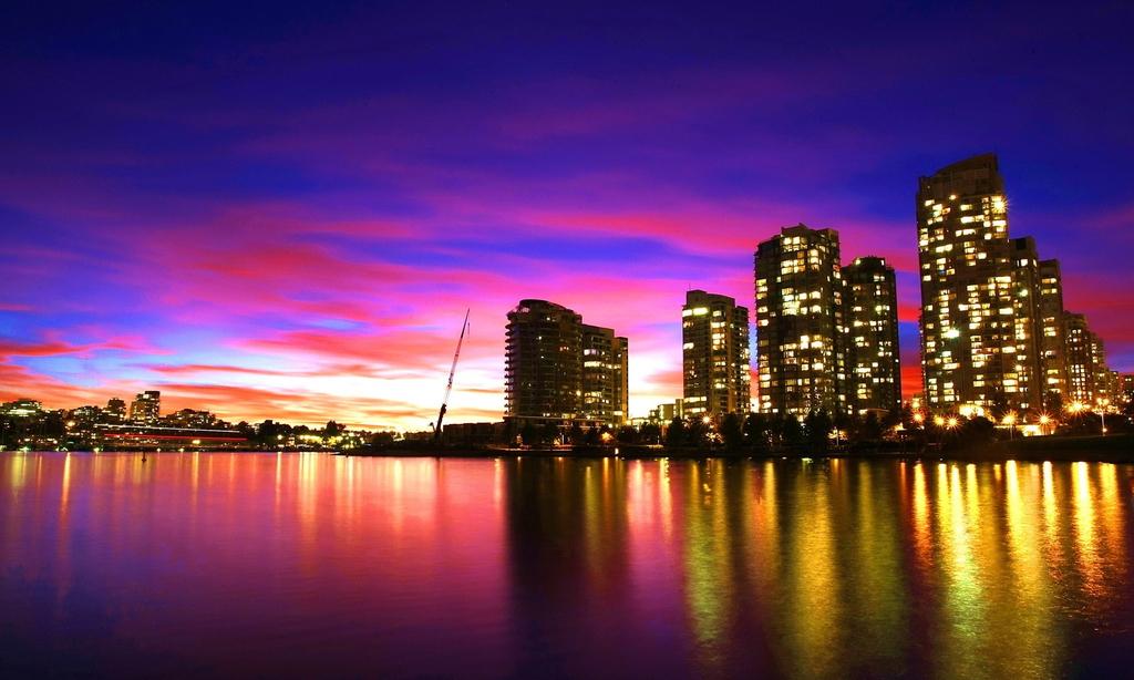 世界著名城市夜景风景建筑壁纸素材图片 模板下载 1.47MB 其他大全 其他