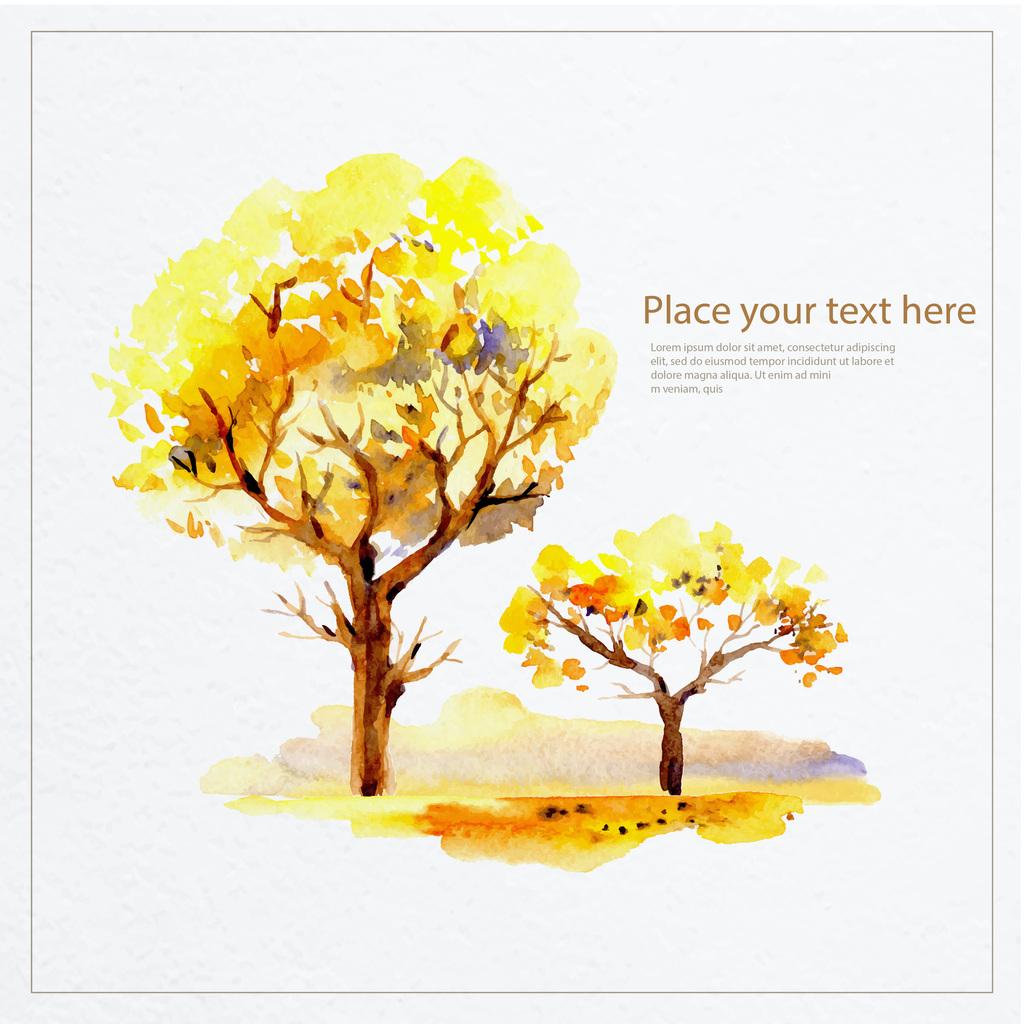 其他 > 彩色手绘树背景图   图片编号:26821641 文件格式:其他 颜色