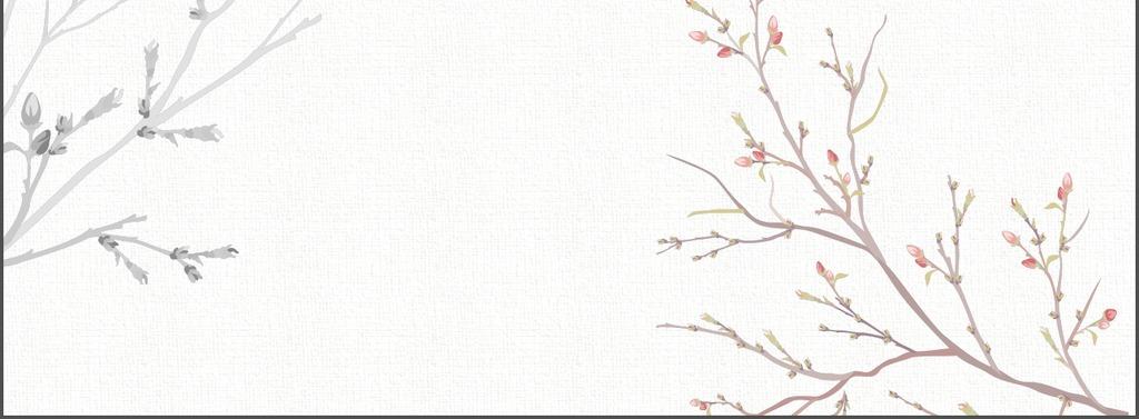 鸣雪梅花中国风ppt模板(图片编号:16253851)_商务ppt