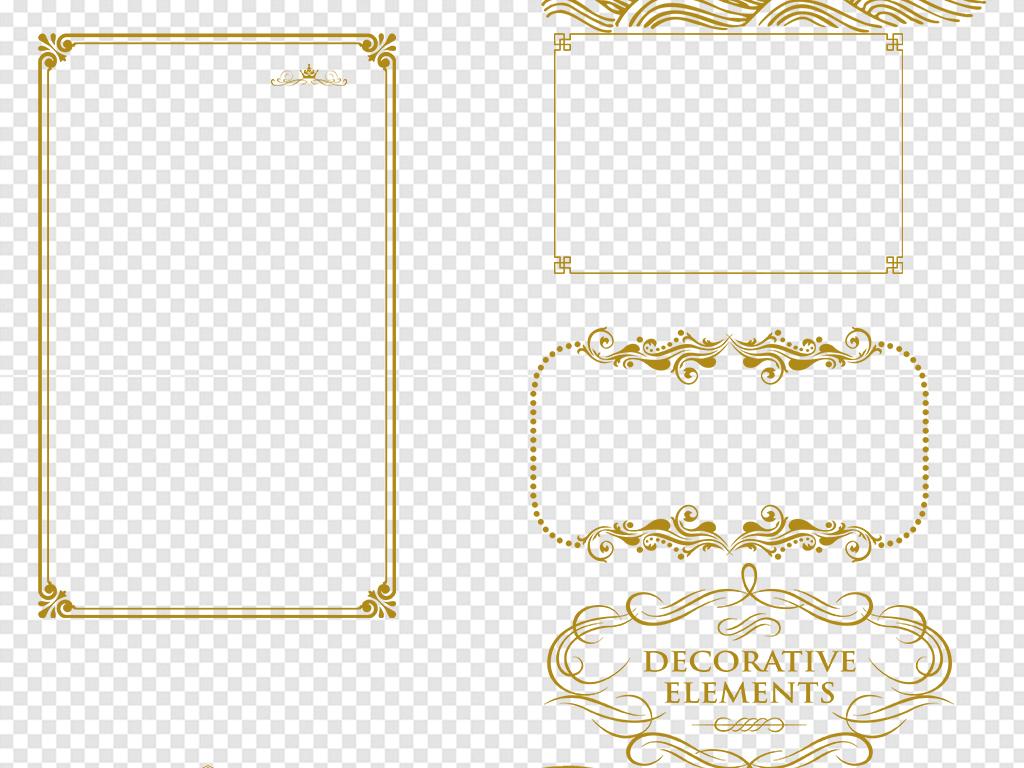 圆形花边图片新中式风格背景矢量图片