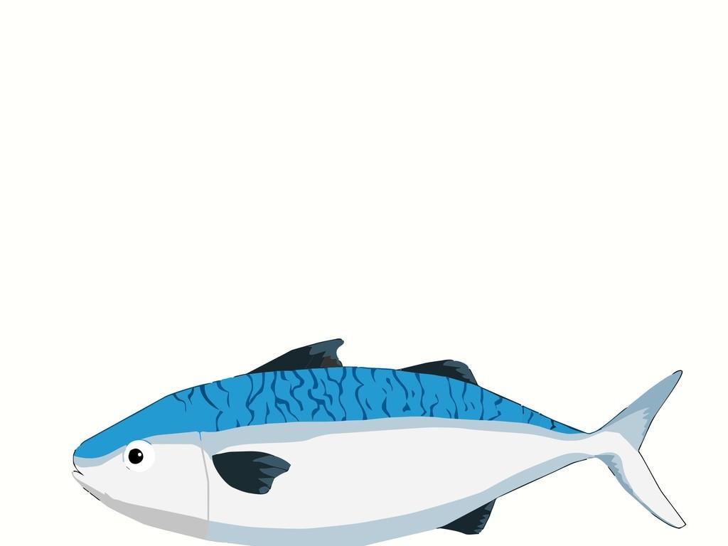 卡通图案鱼