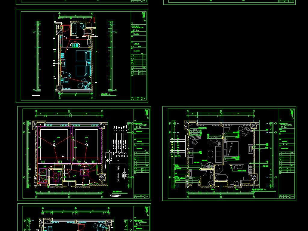 酒店cad水电设计图平面图下载(图片10.80mb)_酒店宾馆