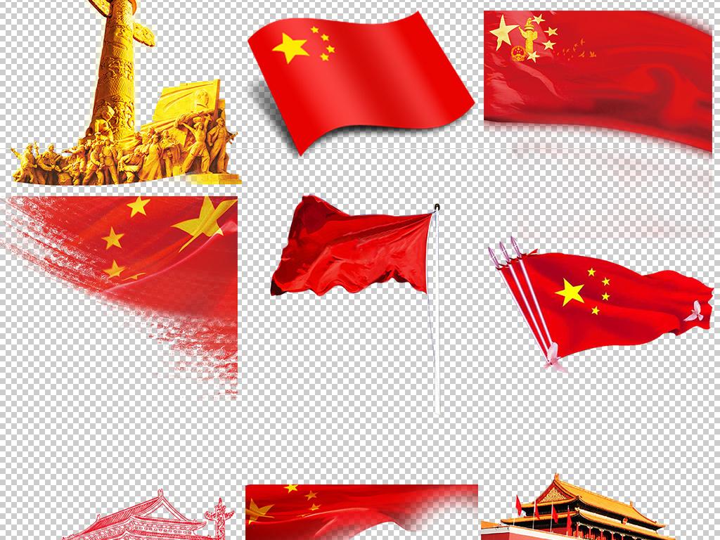 天安门图片地图                                  五星红旗