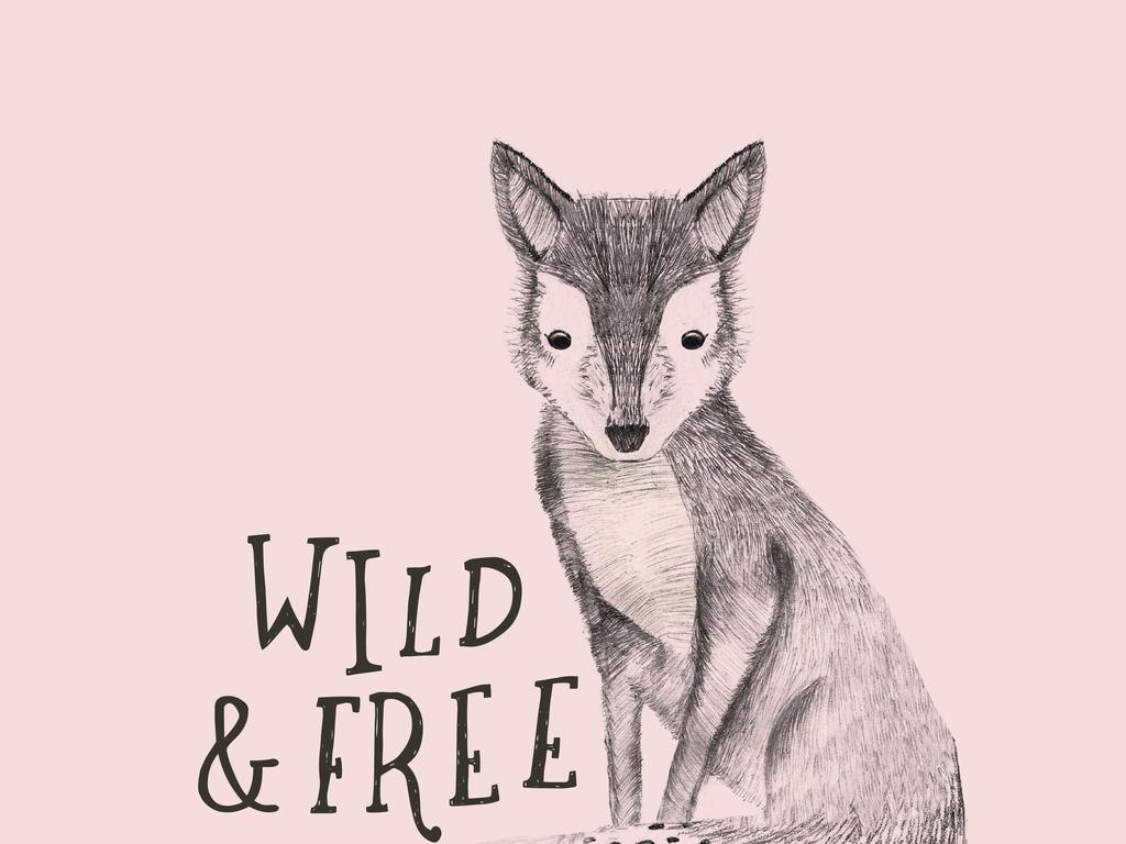 设计元素 自然素材 动物 > 狐狸素描图案  版权图片 设计师 : 1592013