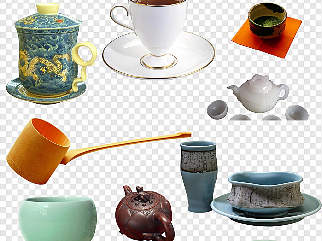 设计作品简介: 茶具套装玻璃茶具复古茶具欧式茶具
