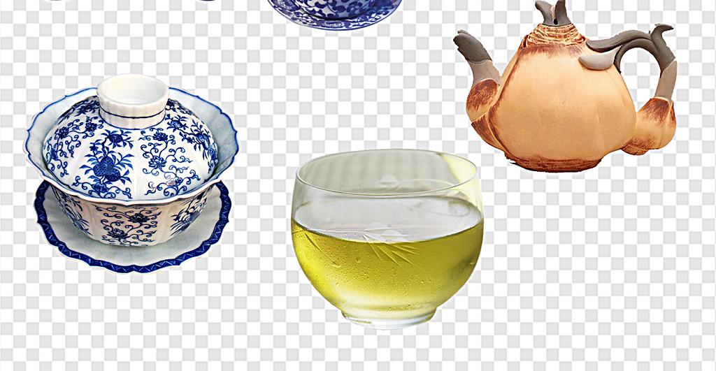 茶具套装玻璃茶具复古茶具欧式茶具手绘茶具