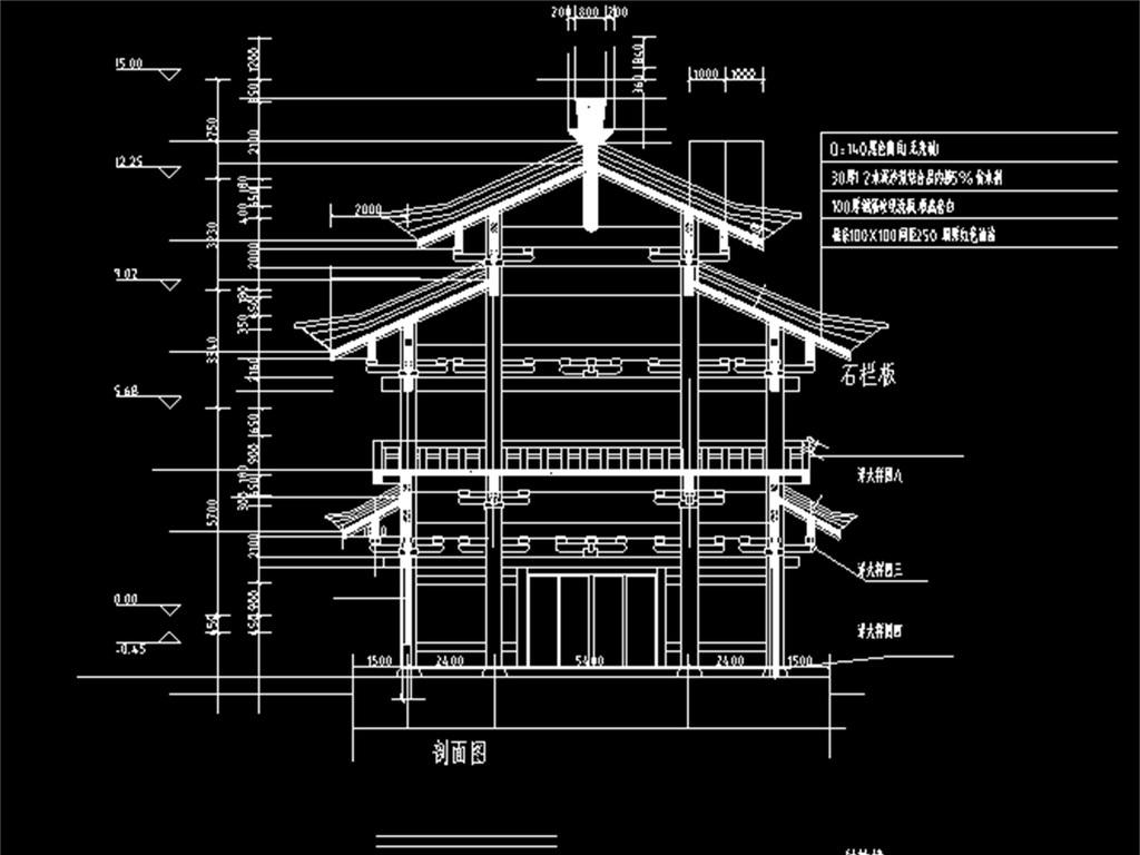 我图网提供独家原创钟鼓楼CAD施工设计图正版素材下载, 此素材为原创版权图片,图片,作品体积为,是设计师QQF5B77599在2017-03-22 13:58:50上传, 素材尺寸/像素为-高清品质图片-分辨率为, 颜色模式为,所属CAD图纸分类,此原创格式素材图片已被下载4次,被收藏80次,作品模板源文件下载后可在本地用软件 AutoCAD 2006(.