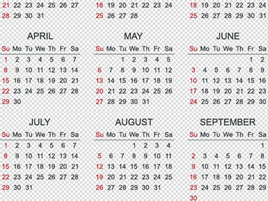 psd日历条精细分层日历条素材psd日历条模板方型psd日历日历年历表