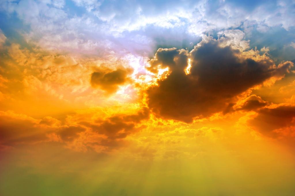 魔幻天空背景天空背景图天空背景素材蓝色天空背景天空展板背景ps背景