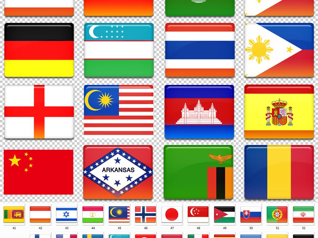 欧美国旗手机壁纸