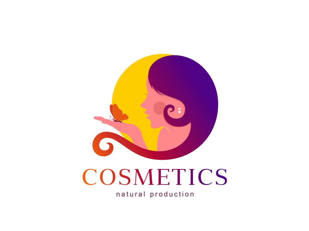 型减肥中心瑜伽美妆logo图片