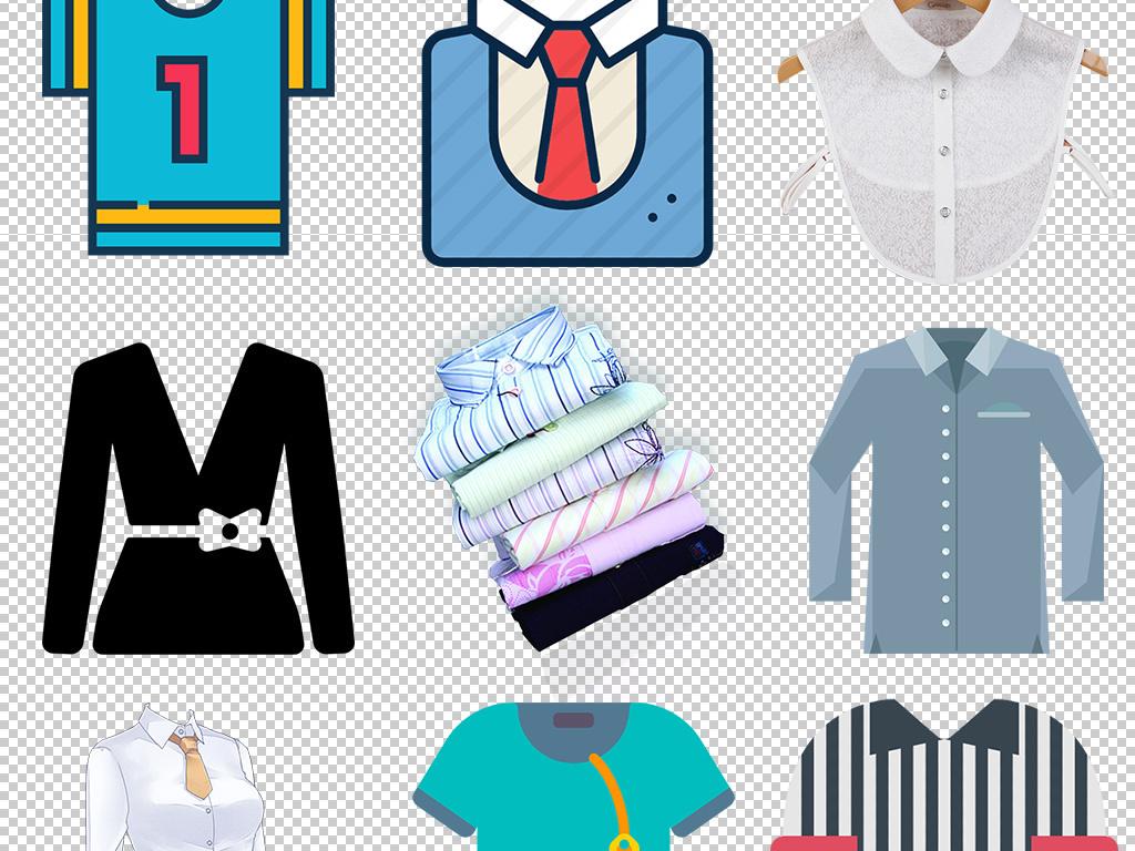 连衣裙衣服搭配男装搭配手绘卡通卡通手绘png卡通卡通设计图片素材png