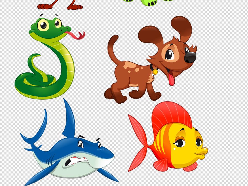 手抄报小狗素材小狗动物卡通动物动物卡通素材素材