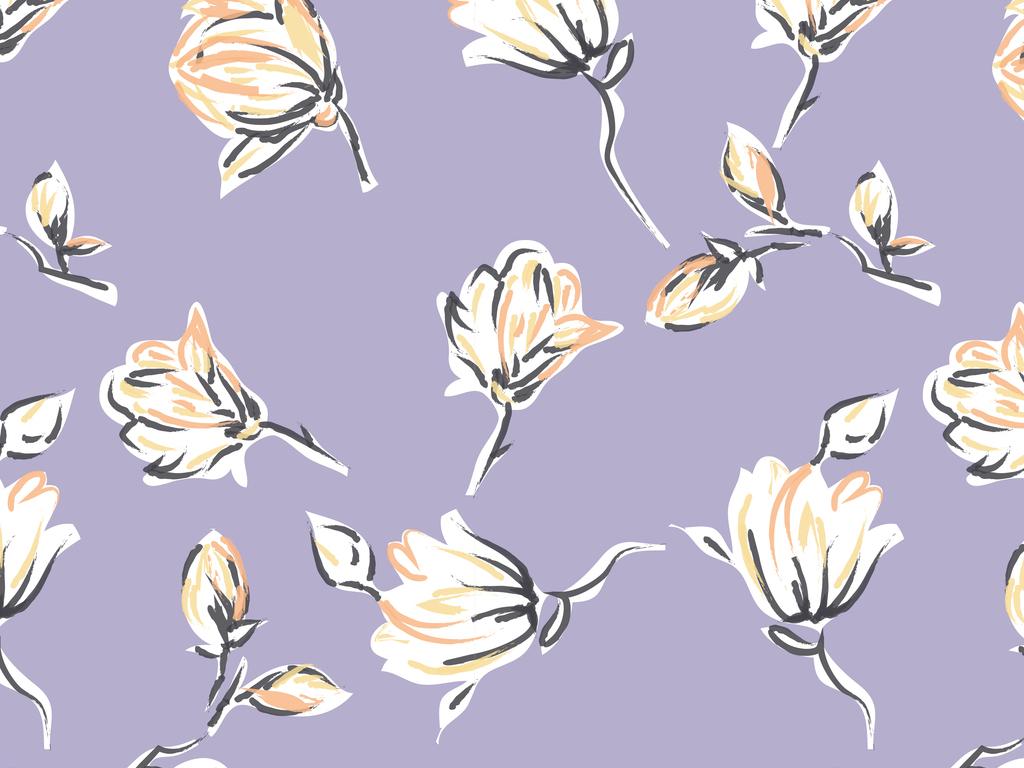 自然素材 花卉